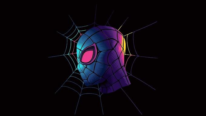 Tumblr Homem Aranha Abstrato