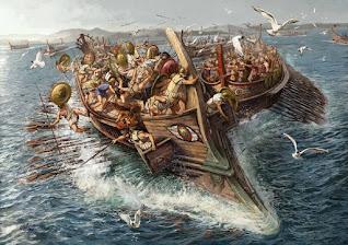 il declino degli etruschi e l'avanzata di Roma, riassunto per la scuola