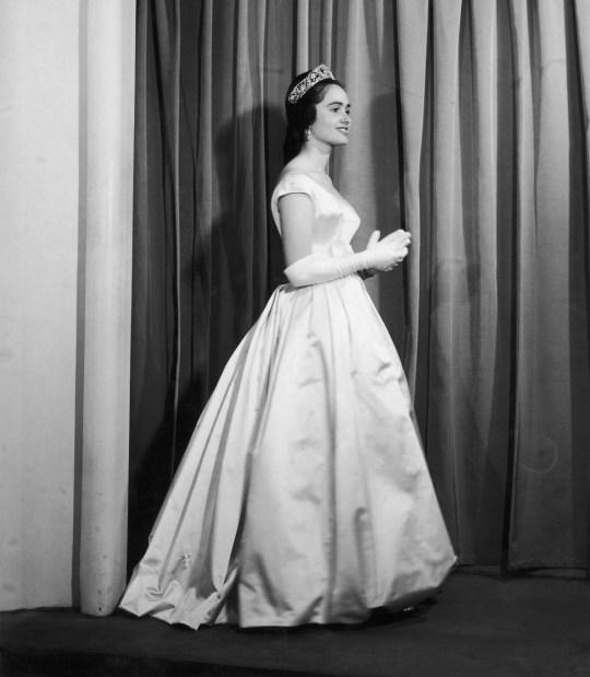 Spanish Princess Maria Teresa