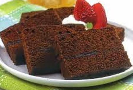 Resep brownies kukus Amanda Bandung