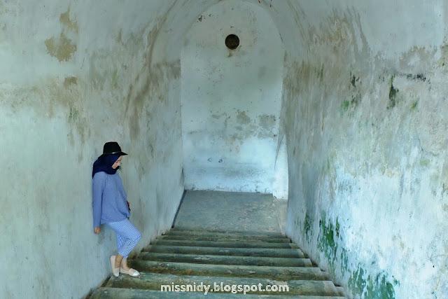 masjid bawah tanah taman sari yogyakarta