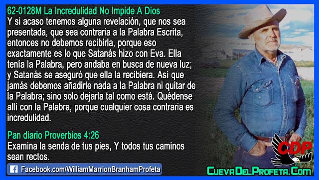 Para los que buscan una nueva luz - William Branham en Español