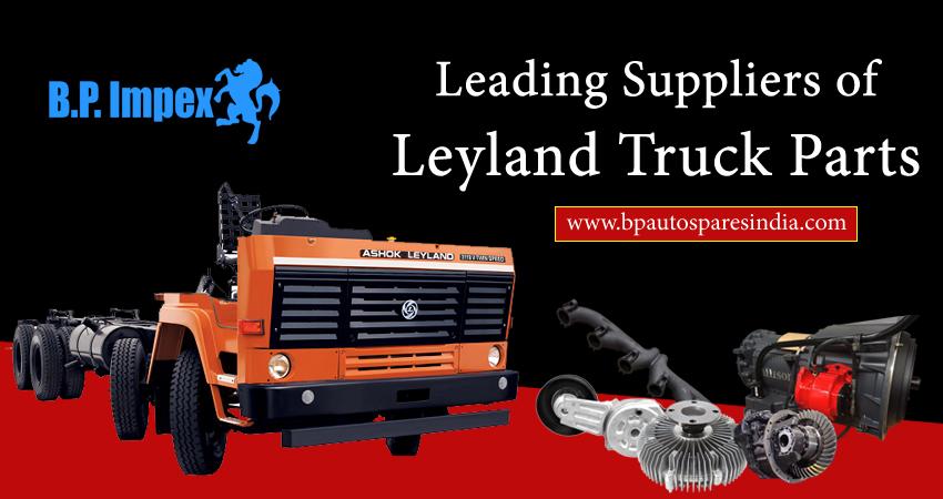 Buy A Complete Range of Ashok Leyland Spare Parts | BP Auto