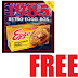 Free 1985 Retro Eggo Waffles Box