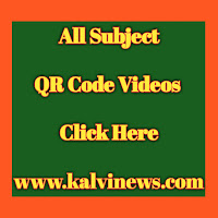 1-5th STD QR CODE VIDEOS