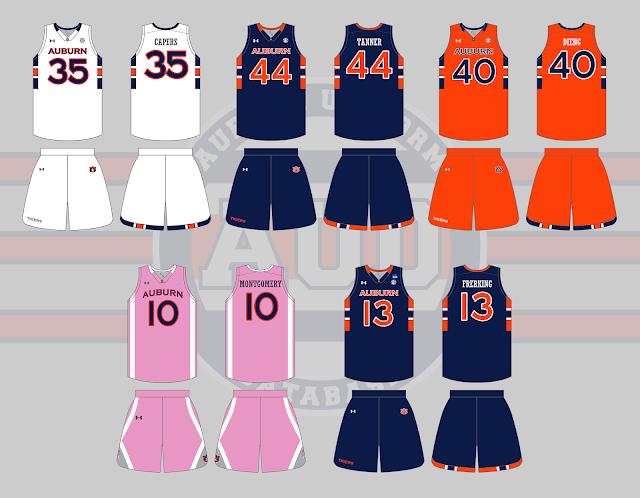 auburn womens basketball uniform 2015 2016