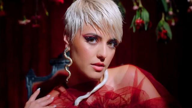 Alba Reche estrena 'Medusa', su primer single y videoclip