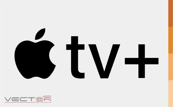 Apple TV+ Logo - Download Vector File AI (Adobe Illustrator)