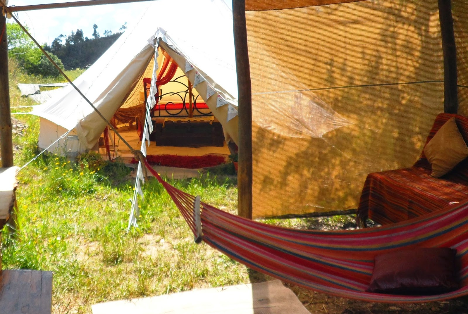 safari tent portugal