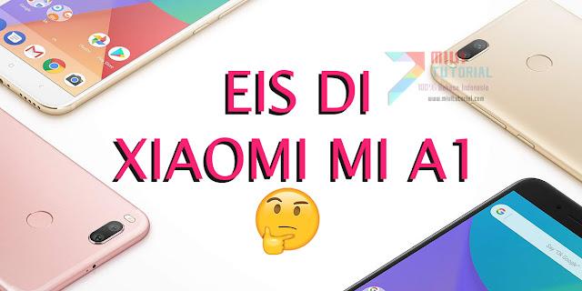 Xiaomi Mi A1 Punya EIS? Bagaimana Cara Menambahkan Electronic Image Stabilizer Ini? Simak Berikut Ini