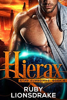 Hierax by Ruby Lionsdrake