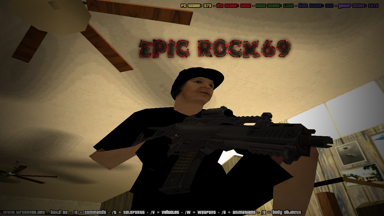 Epic Rock69 Mods!: [REL]Call of Duty 4 MW - G36C Weapon