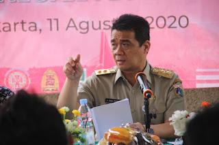 Wagub Ariza Ingatkan Sinergitas Dengan Etnis Tionghoa Untuk Pembangunan Ibu Kota