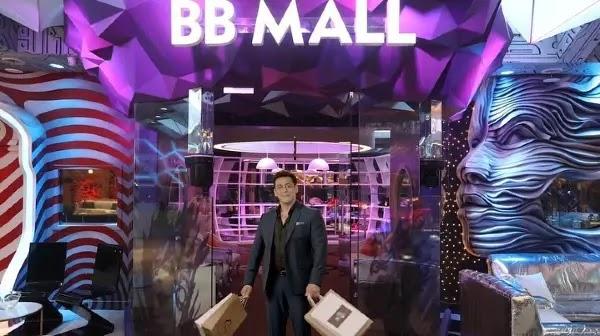 bigg boss 14 mall