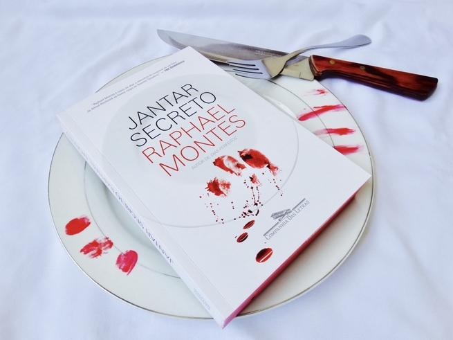 Jantar Secreto   Raphael Montes