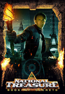 National Treasure Book of Secrets 2007 Dual Audio 720p BluRay