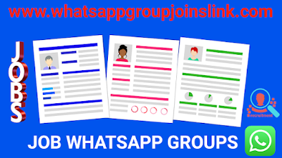 2019 Join Unlimited Job WhatsApp Group Joins Link: