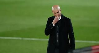 Zidane presence against Osasuna still doubtful after testing negative for coronavirus