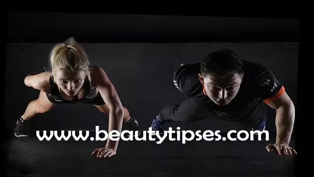 PUSH UPS | DIFFERENT TYPES OF PUSH UPS - BEAUTY TIPS