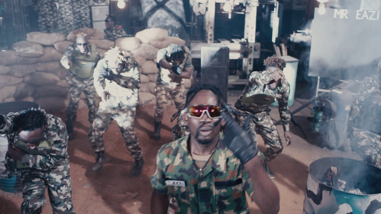 "Mr Eazi – ""Kpalanga"" [Video]"