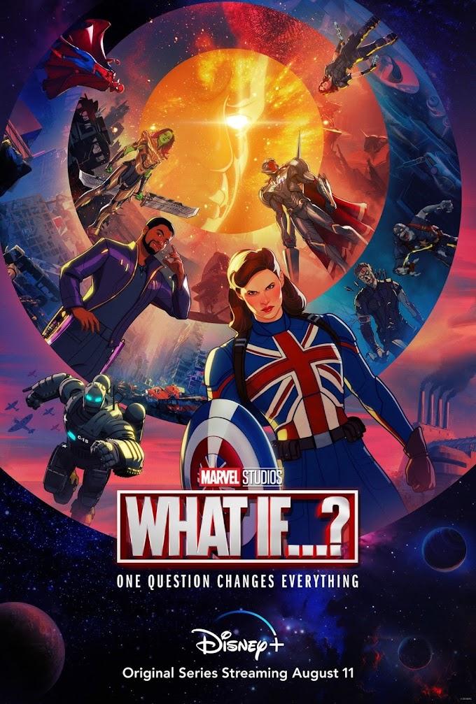 What If…? (2021) [Season 1] English 720p | HEVC | 480p WEB-HDRip x264 AAC DD 5.1 Esubs [EP 9 ADDED]