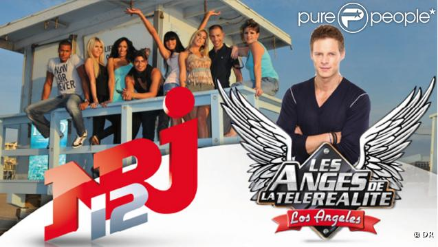 les anges de la t l r alit saison 1 dpstreamtv. Black Bedroom Furniture Sets. Home Design Ideas
