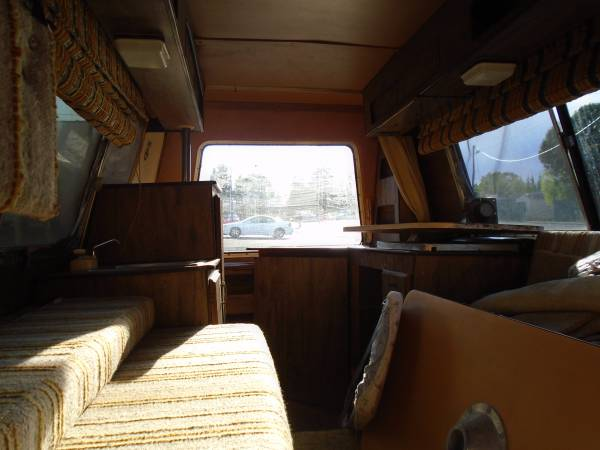 Used Rvs 1977 Toyota Chinook Rv For Sale By Owner
