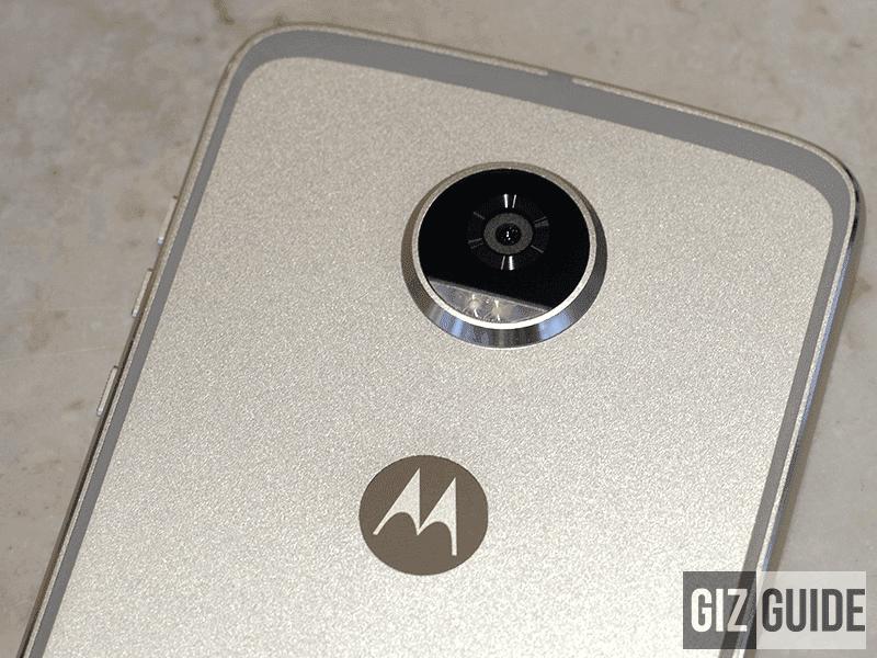 12 MP f/1.7 main camera