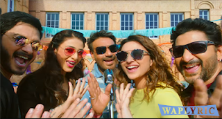 Hum Nahi Sudhrenge Song Lyrics Golmaal Again