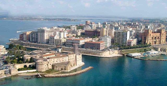 Roteiro de 1 dia em Taranto