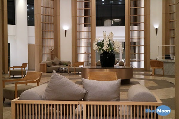 Eastin Thana City Golf Resort Bangkok's Lobby