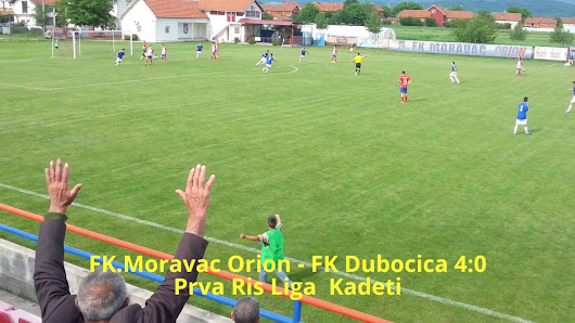 Nigeria's Dapo Ajibade Delighted in His Appointment At FK Moravac in Serbian League