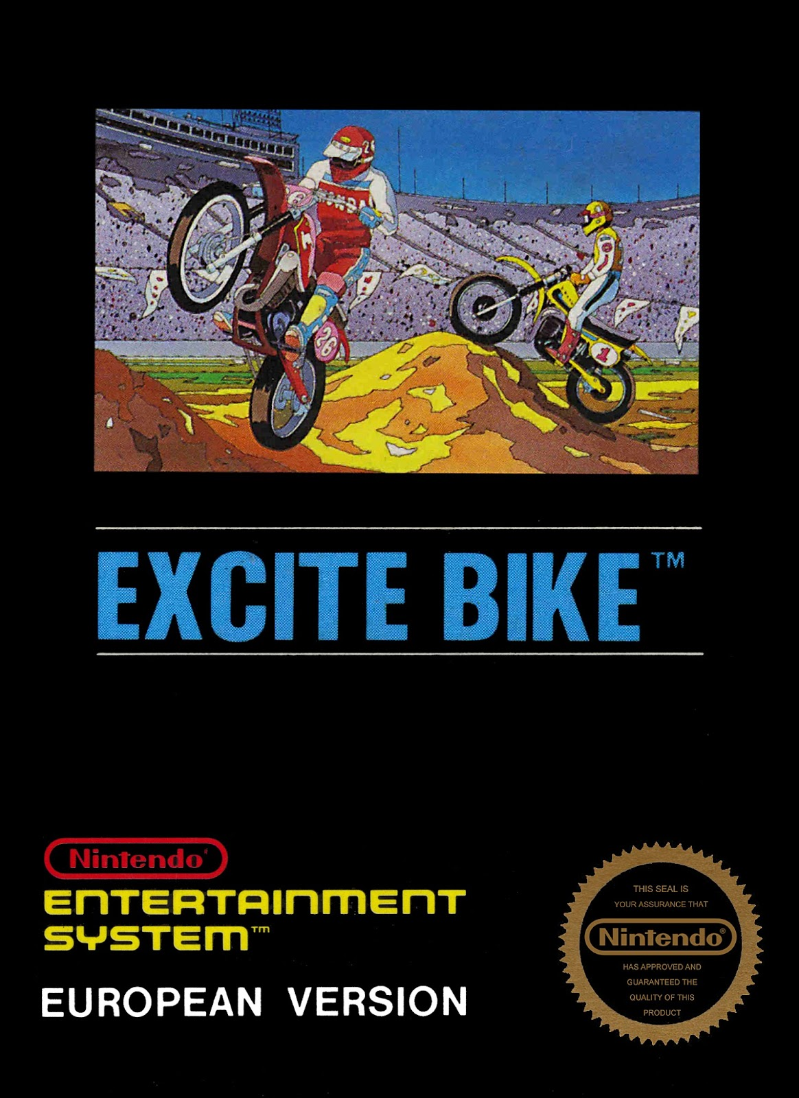 RETROGAMES: RECORDAMOS EXCITE BIKE