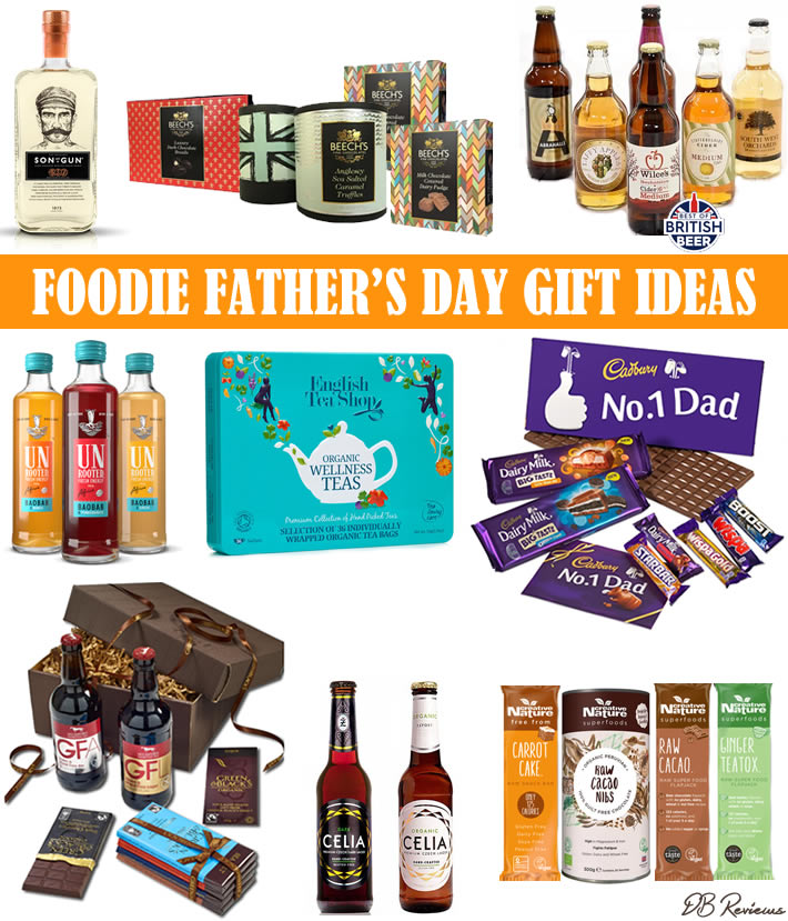 Father's Day Gift Guide for the Foodie Dad