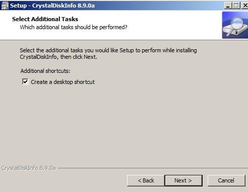 Hướng dẫn cài đặt CrystalDiskInfo 8.9.0a cho máy tính win 7/8/10/XP d