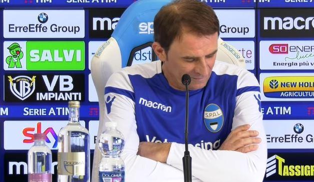 La conferenza stampa di Leonardo Semplici alla vigilia di Spal Sampdoria
