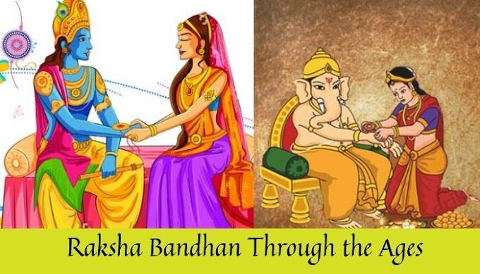 - About Raksha Bandhan history [why do we celebrate Raksha Bandhan?]