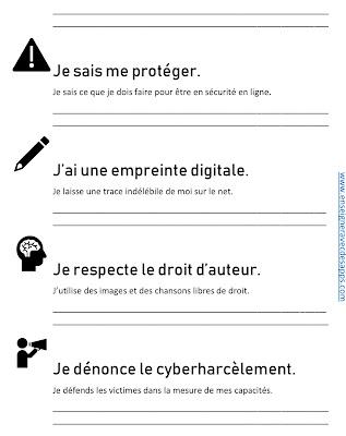 EMI CM2 - Je suis un citoyen numérique 2
