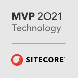 Sitecore® Technology MVP 2021