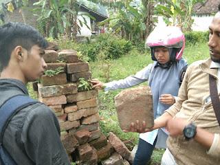 Mahasiswa PKM UNEJ Ungkap Situs Bersejarah di Sukoreno Jember