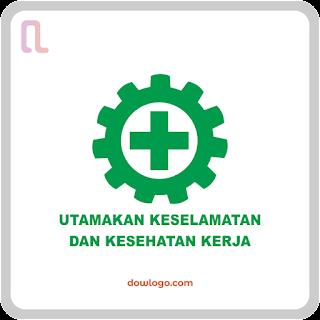 Logo K3 (Kesehatan dan Keselamatan Kerja) Vector Format CDR, PNG