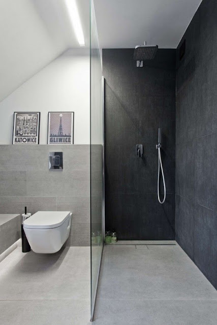 Elderly Bathroom Design