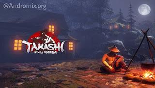 تحميل لعبة Takashi Ninja Warrior للاندرويد آخر اصدار