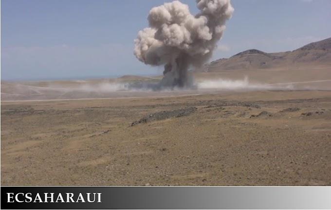 El Ejército saharaui confirma en su último parte de guerra haber atacado zonas en Guelta.