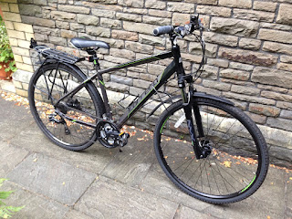 Stolen Bicycle - Carrera Crossfire 2 (Not Actual Bike)