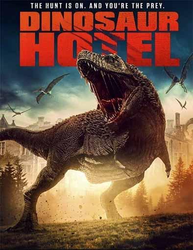 pelicula Hotel de Dinosaurios