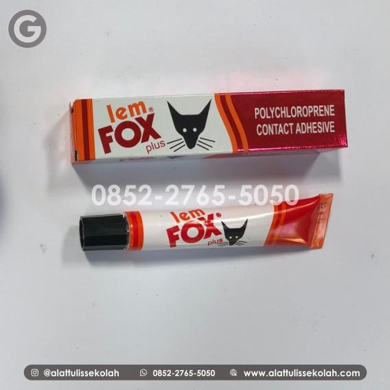 grosir lem kayu fox putih | +62 852-2765-5050