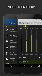 BlackPlayer EX 20.55 (Patched) Android + Mod for Apk