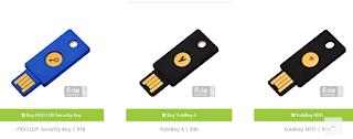 فيس بوك يعزز حماية السرية بالدخول من خلال الـ USB