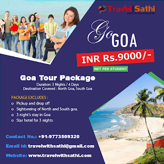 Choose Travel With Sathi to Enjoy Each and Everything at Goa
